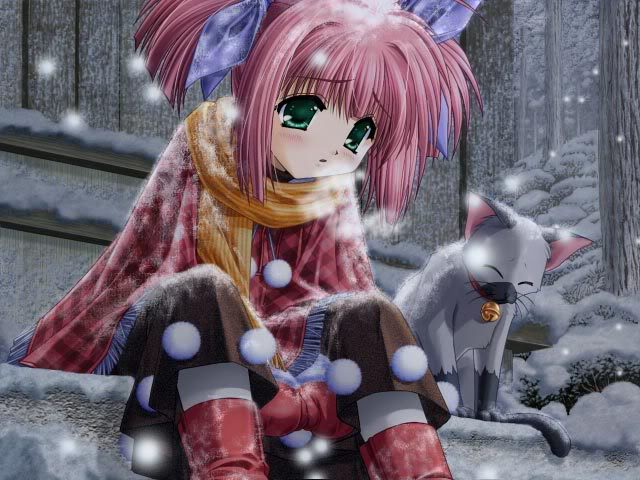 Snowgirlcat